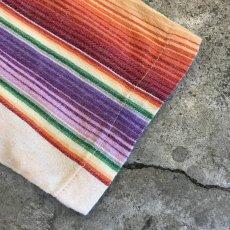 画像6: COLOR MEXICAN HENRY NECK TOPS / Ladies M(S) (6)