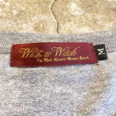 """画像8: 【Wiz&Witch】""""WHY"""" LOGO PRINT S/S TEE / M (8)"""