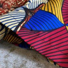 画像7: 【Wiz&Witch】AFRICAN BATIK MULTI LONG SKIRT / FREE  (7)