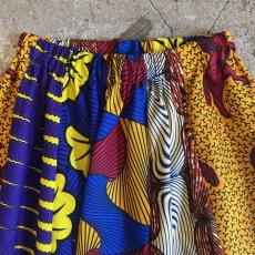 画像6: 【Wiz&Witch】AFRICAN BATIK MULTI LONG SKIRT / FREE  (6)