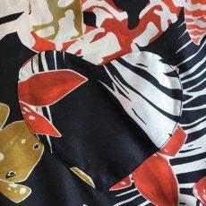画像8: 【SEE BY CHLOE】FLORAL ART PATTERN FRILL DESIGN S/S TOPS / Ladies M(6) (8)
