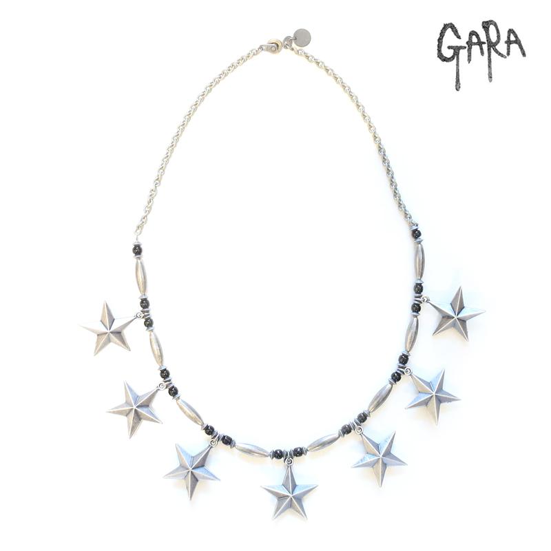 画像1: 【GARA】CORN STAR NECKLACE / SILVER (1)