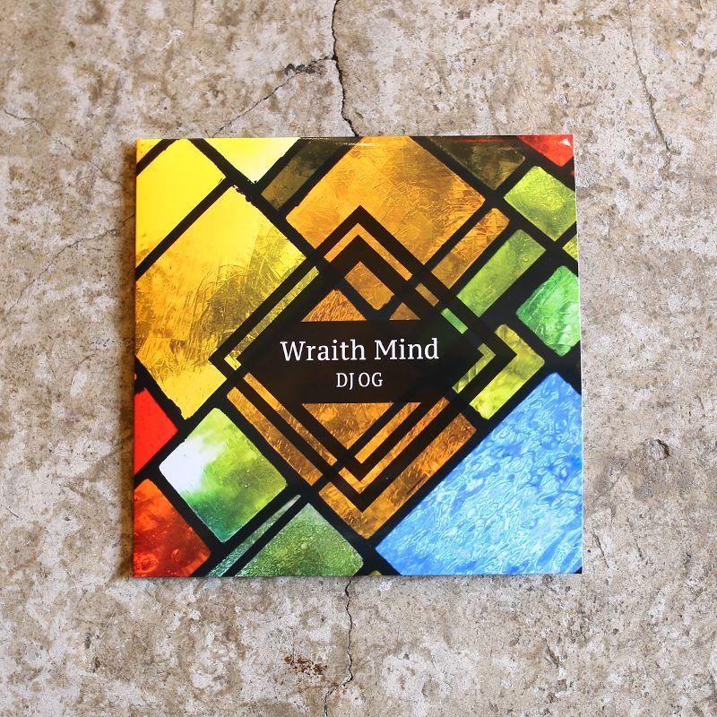 """画像1: 【DJ OG】MIX CD / """"Wraith Mind"""" (1)"""