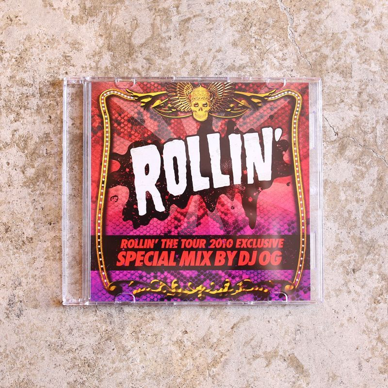画像1: 【DJ OG】ROLLIN' The TOUR 2010 MIX CD (1)