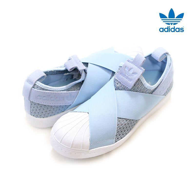 画像1: 【adidas Originals】SUPERSTAR SlipOn W / BB2121 (1)