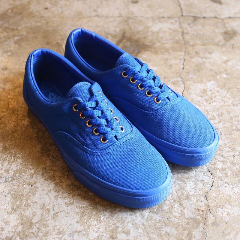 era vans blue