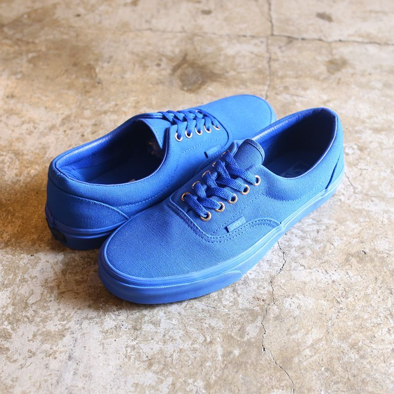 画像1: 海外限定 -【VANS】ERA GOLD MONO / NAUTICAL BLUE (1)