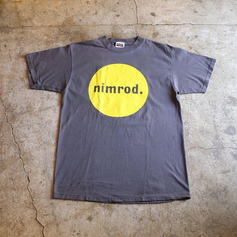 """画像1: 1997's VINTAGE GREEN DAY """"nimrod"""" TEE (1)"""