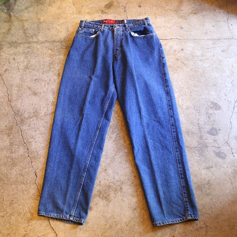 "画像1: 1990's【LEVI'S】SILVER TAB ""LOOSE"" WIDE DENIM (1)"