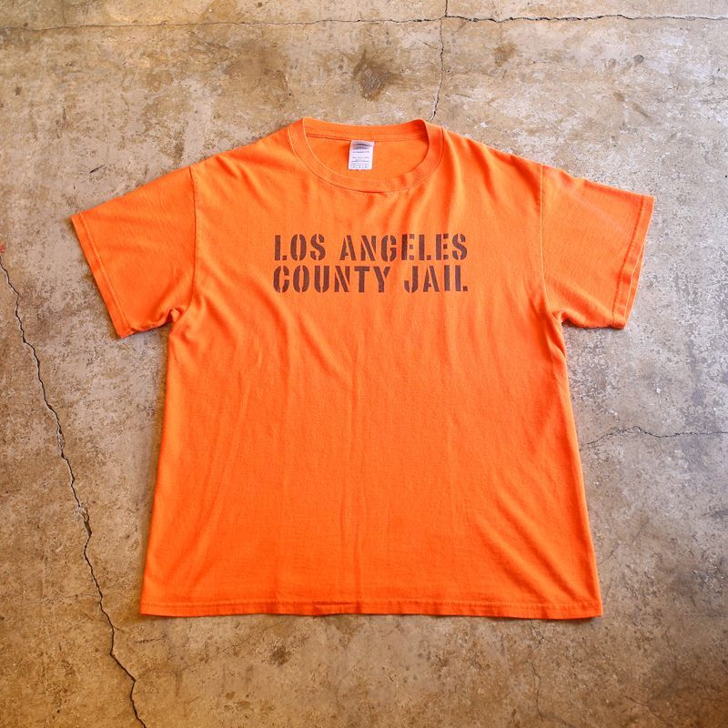 "画像1: ""LOS ANGELES COUNTY JAIL"" TEE (1)"