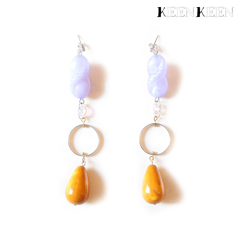 "画像1: 【KEENKEEN】- ""MOOD"" PIERCE / 14 (1)"