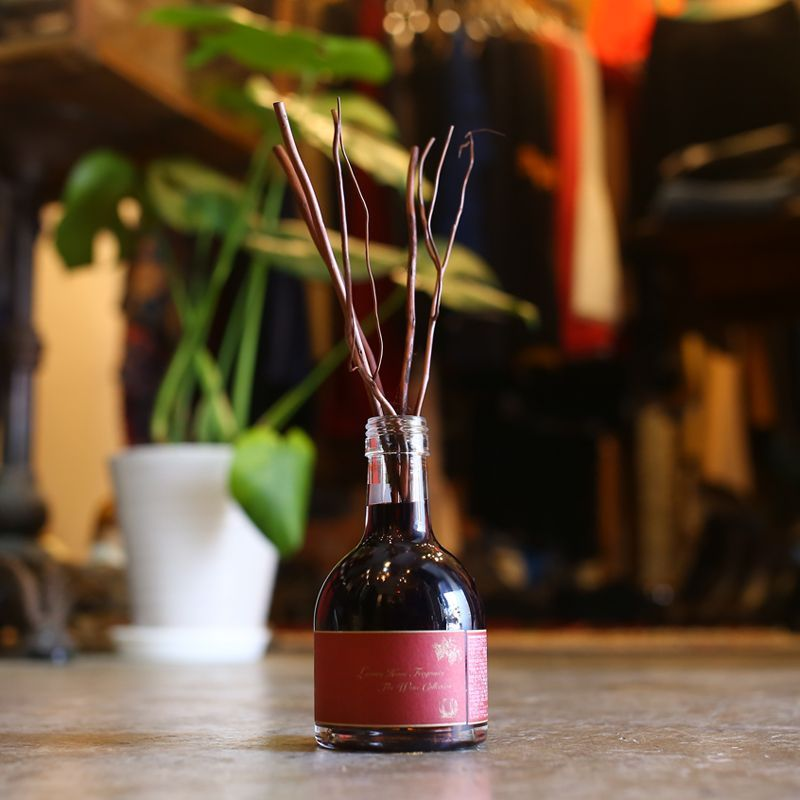 画像1: 【MODERN NOTES】WINE COLLECTION REED DIFFUSER / 2015 RED WINE (1)