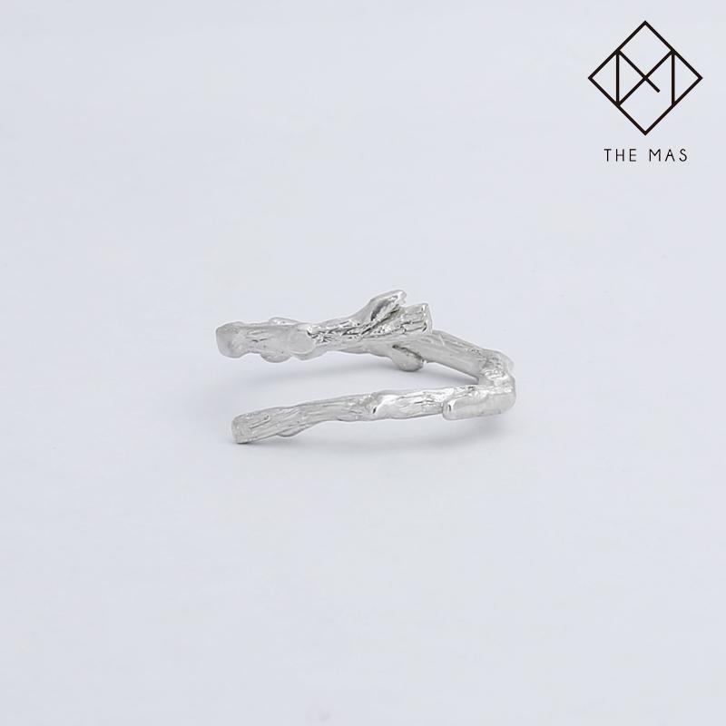 """画像1: 【THE MAS】""""TWIG"""" RING (1)"""