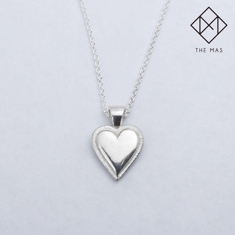 """画像1: 【THE MAS】""""HEART PENDANT"""" (1)"""