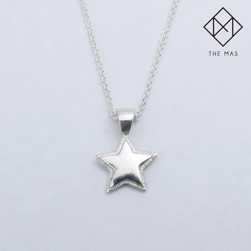 "画像1: 【THE MAS】""STAR PENDANT"" (1)"