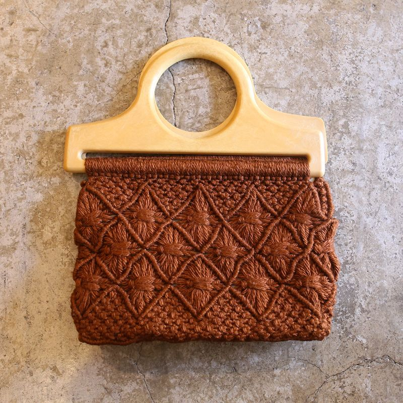 画像1: DESIGN HAND BAG (1)