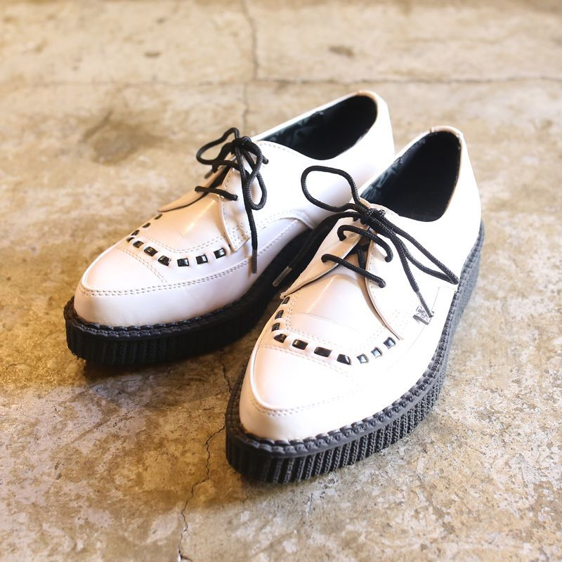 画像1: 【T.U.K】POINTED TOE CREEPER / UK4 (1)