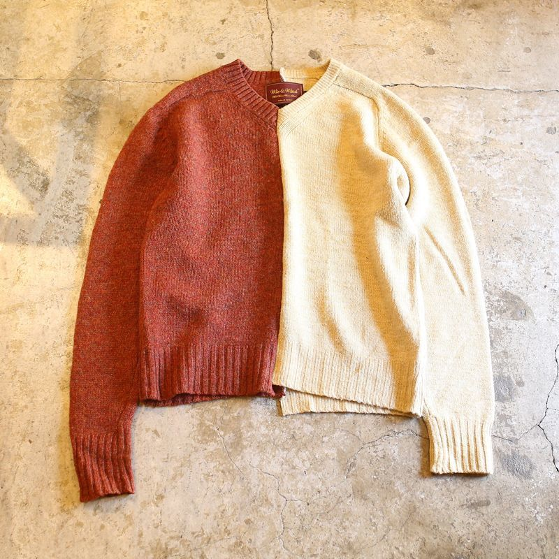"画像1: 【Wiz&Witch】""UNITED"" TWO FACE SWEATER (1)"