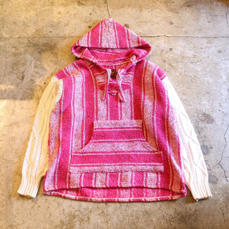 "画像1: 【Wiz&Witch】""UNITED"" TWO FACE MEXICAN PARKA (1)"