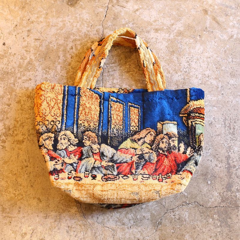 画像1: 【Wiz&Witch】TAPESTRY BAG 004 (1)