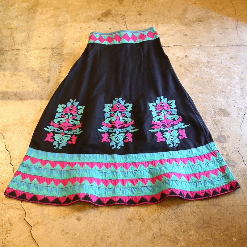 画像1: ARTISTIC DESIGN SKIRT / W27 (1)