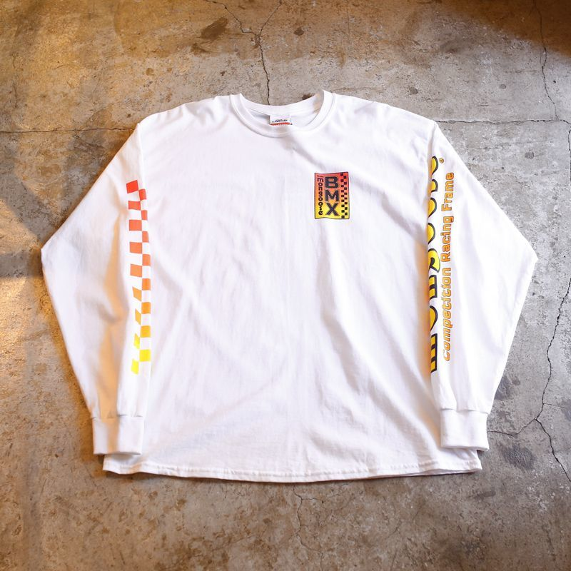 "画像1: 海外限定 ""MONGOOSE"" BMX DESIGN L/S TEE / XL (1)"