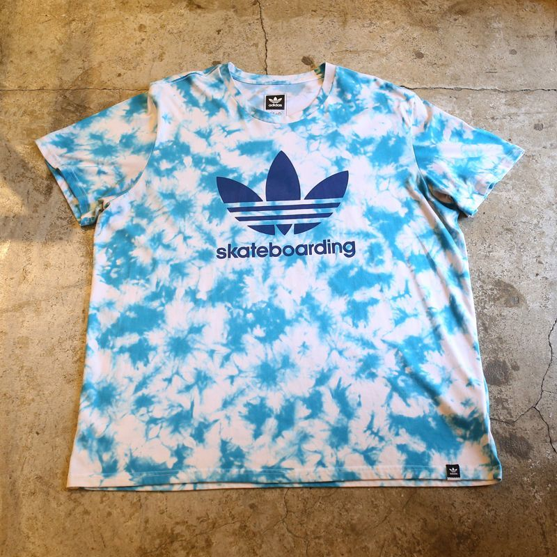 画像1: 【ADIDAS】CRYSTAL 3.0 TEE / Mens 2XL (1)
