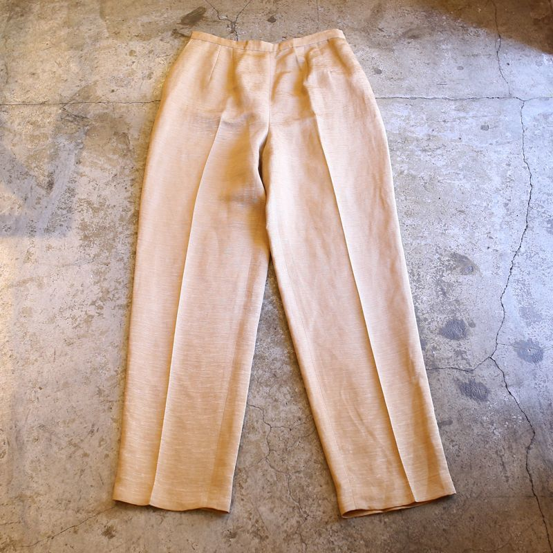 画像1: DESIGN SILK PANTS / W27~W31 (1)
