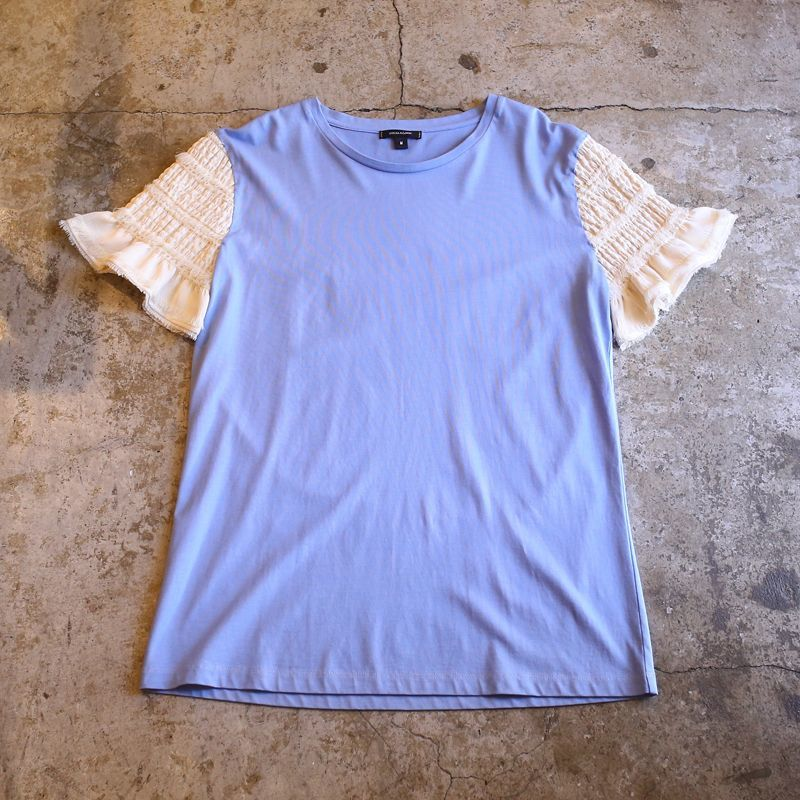画像1: SLEEVE DESIGN S/S TEE / Ladies M (1)