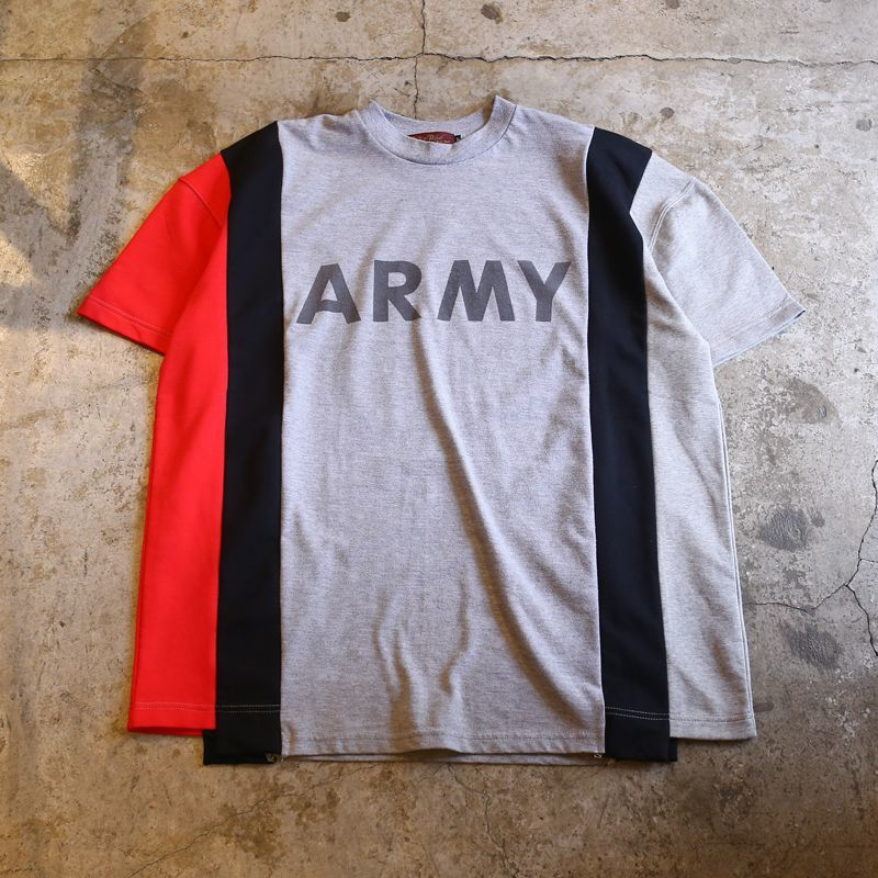 "画像1: 【Wiz&Witch】""UNITED"" ARMY TEE / OS (1)"