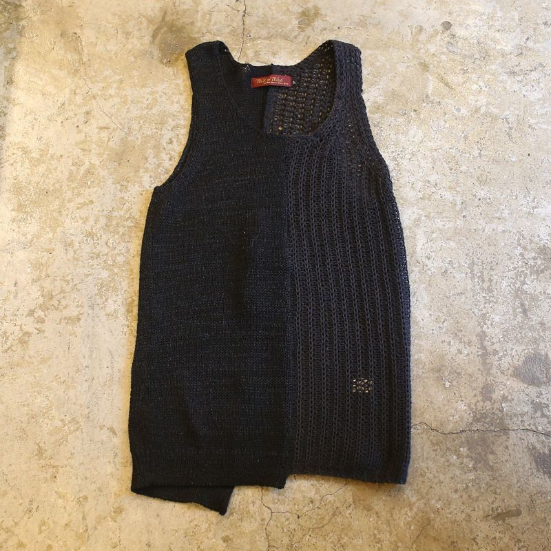 "画像1: 【Wiz&Witch】""UNITED"" SLEEVELESS TOPS / OS (1)"