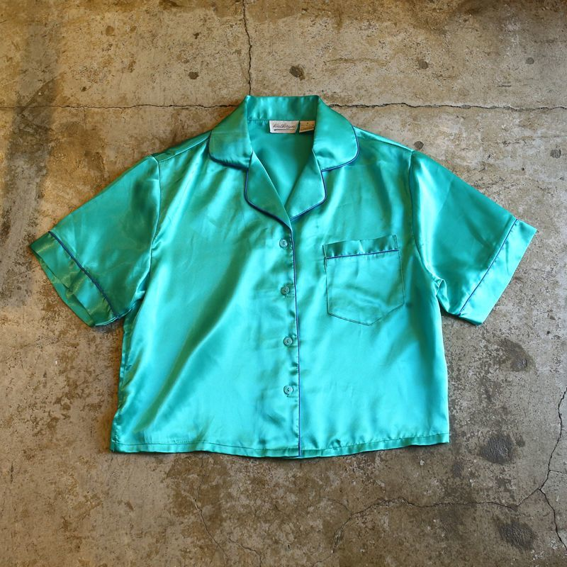 画像1: LUSTER DESIGN S/S SHIRT / Ladies S (1)