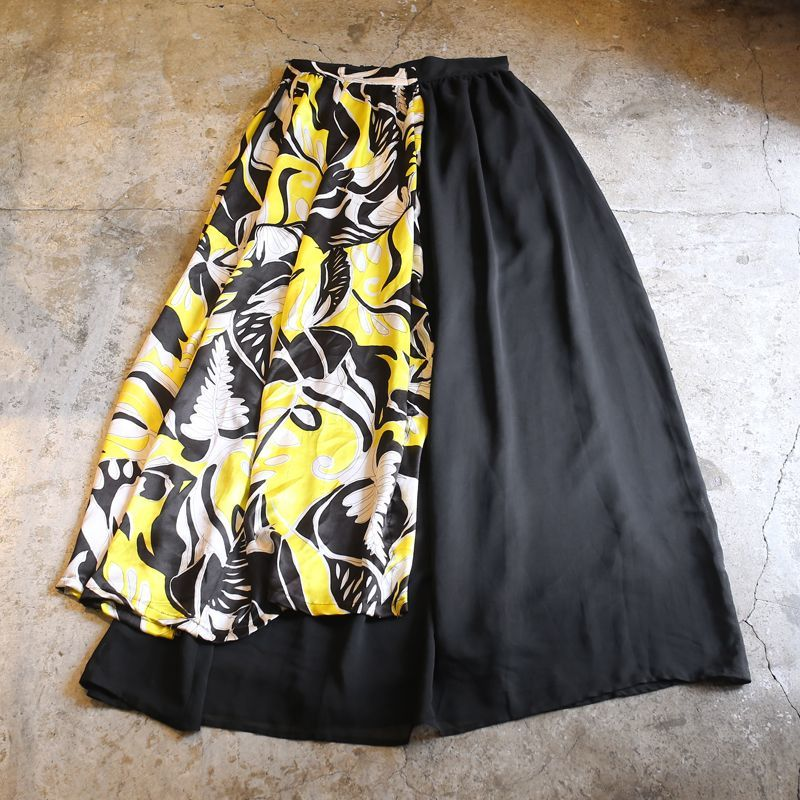 "画像1: 【Wiz&Witch】""UNITED"" VINTAGE LAYERED SKIRT / W26~W31 (1)"
