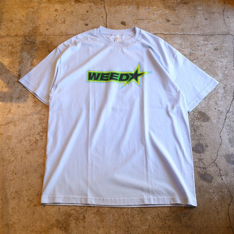 "画像1: ""WEED"" POP LOGO TEE / Men's XL (1)"