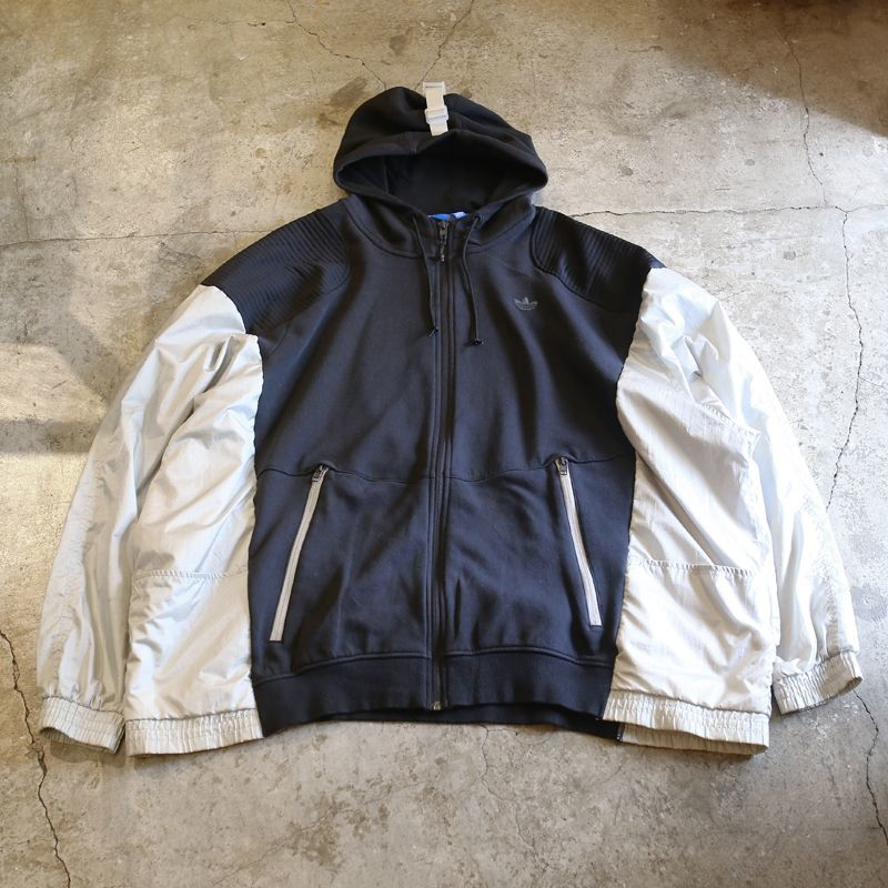 "画像1: 【Wiz&Witch】""UNITED"" TWO FACE ZIP UP PARKA  / OS (1)"