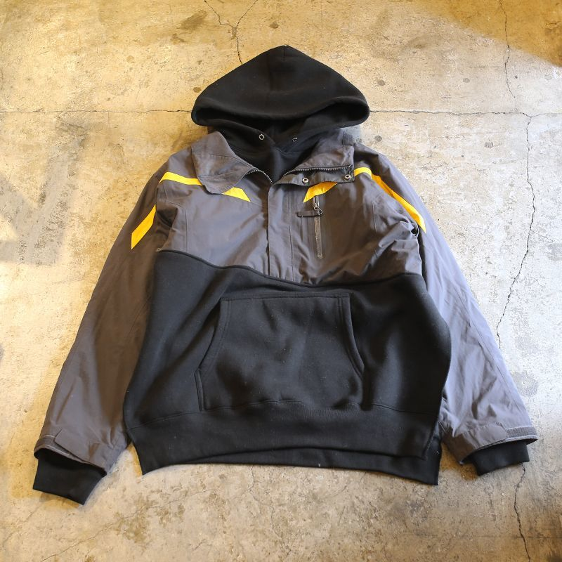 "画像1: 【Wiz&Witch】""UNITED"" TNF PULLOVER PARKA  / OS (1)"