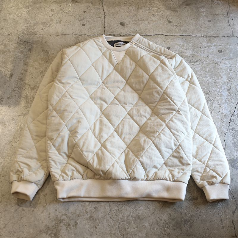 画像1: 【WONDERGROUND】CITY PULLOVER / WHITE (1)