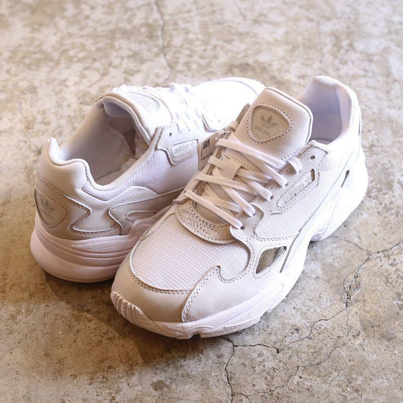 画像1: 【adidas】FALCON W SNEAKER / 24cm (1)