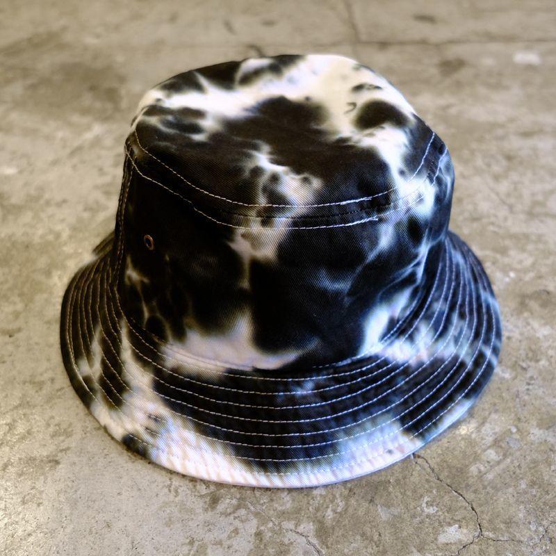 画像1: 【WONDERGROUND】BROOKLYN HAT / BLACK (1)