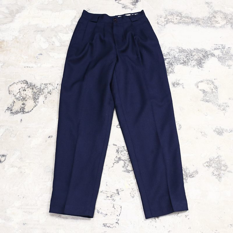 画像1: 3TUCK DESIGN SLACKS / W26~W27 (1)